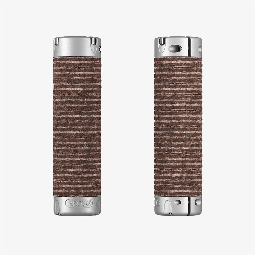Plump Leather Grips