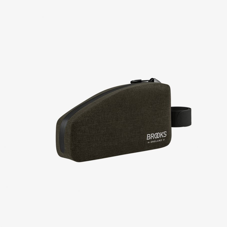 Scape Top Tube Bag-Mud