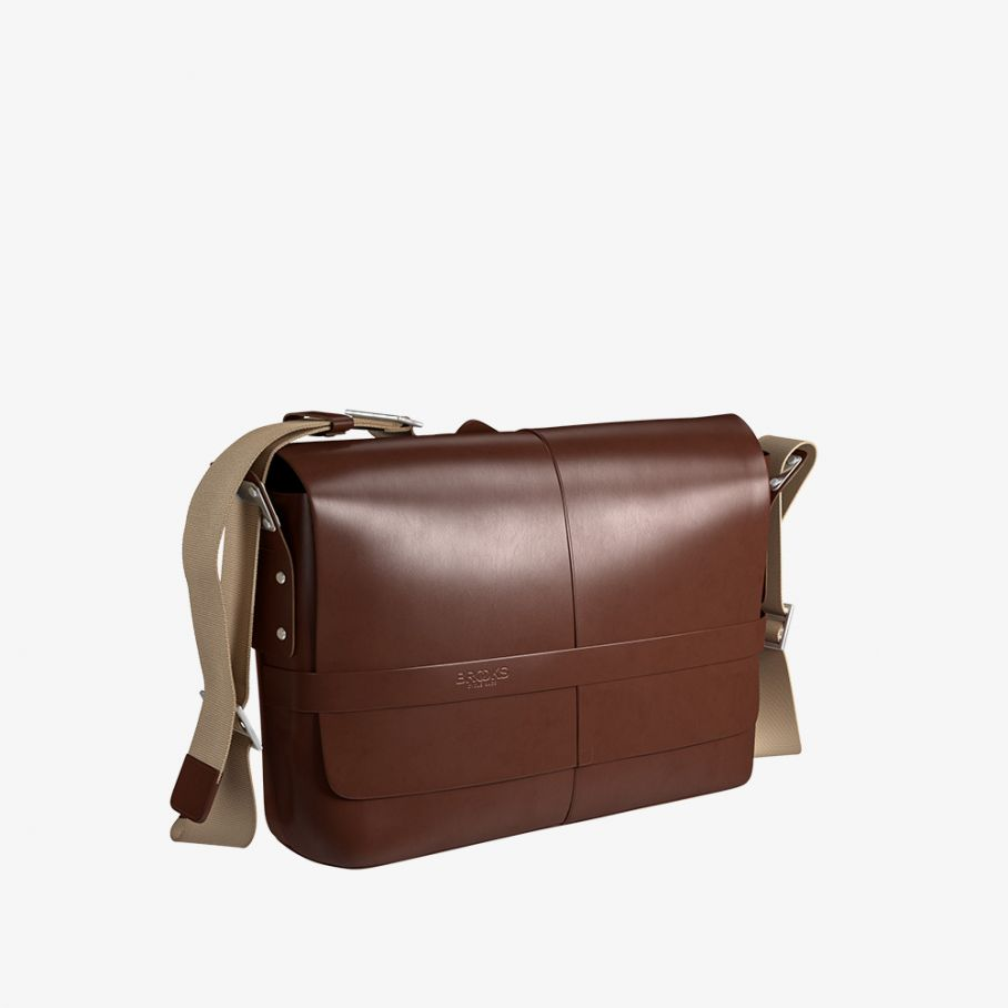 Barbican Leather-Brown-15 L