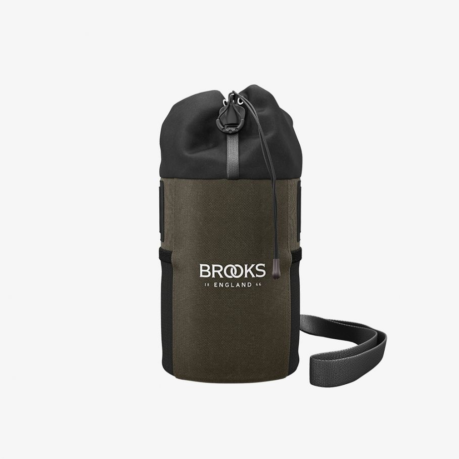 brooks england bikepacking scape feed pouch