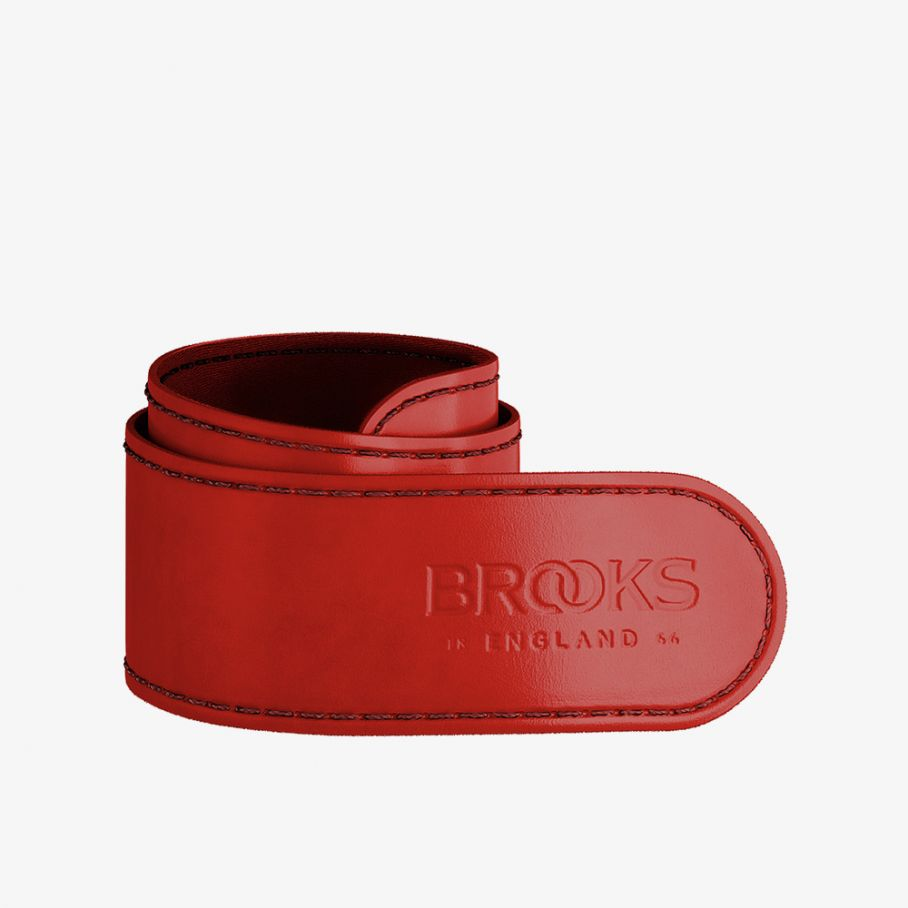 Trousers Straps-Red