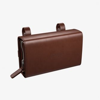 D-Shaped Saddle Bag